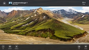 500px for Windows 8 - Photo