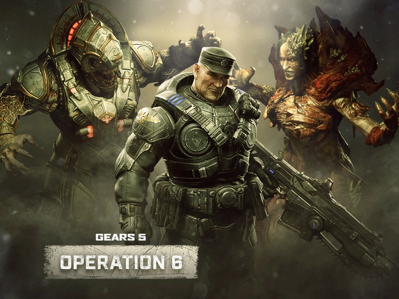 Gears 5 Operation 6 now available
